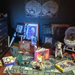 Hope Kroll_Doll house interior 1